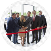 Grand opening of Marabel Office
