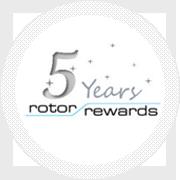 Rotor Rewards Turns 5